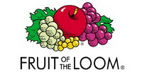 Логотип Fruit of the Loom.
